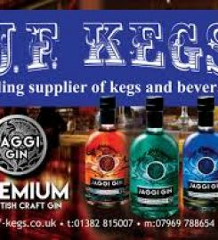 JF Kegs Dundee